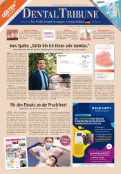 Dental Tribune Deutschland 08/2020