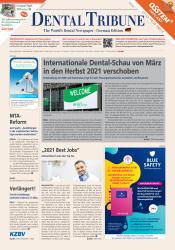 Dental Tribune Deutschland 01/2021