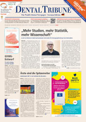 Dental Tribune Deutschland 02/2021