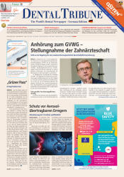 Dental Tribune Deutschland 03/2021