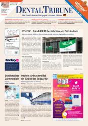 Dental Tribune Deutschland 06/2021