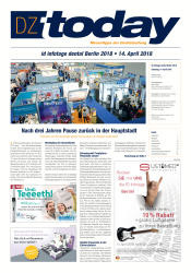 Dentalzeitung Today 01/2018