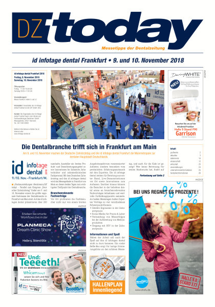 Dentalzeitung today