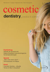 Cosmetic Dentistry 01/2019