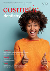 cosmetic dentistry 04/19