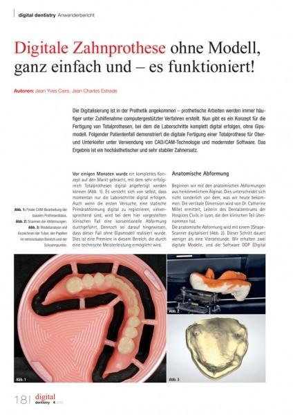 Digital Dentistry - ZWP online - das Nachrichtenportal für die ...