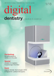 Digital Dentistry 01/2018