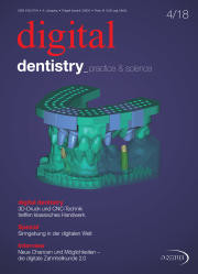 Digital Dentistry 04/2018