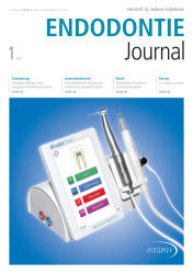 Endodontie Journal 01/2019