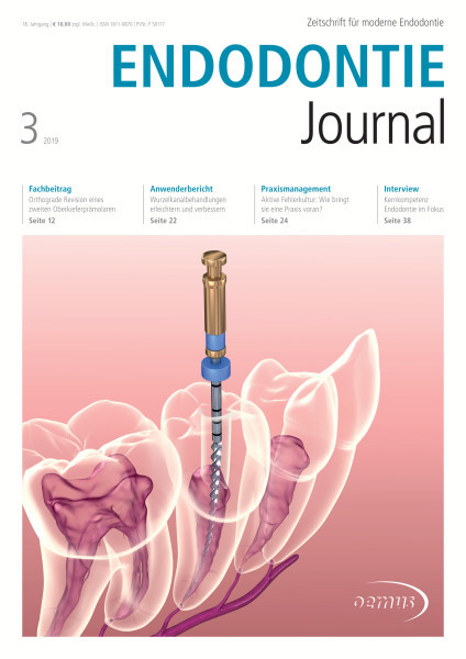 Endodontie Journal