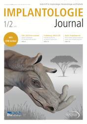 Implantologie Journal 01-02/2020