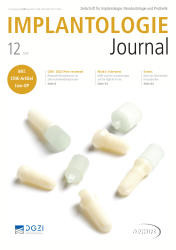 Implantologie Journal 12/2020