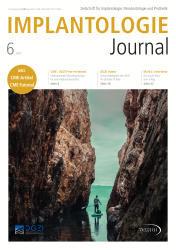 Implantologie Journal 06/21