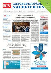 KN Kieferorthopädie Nachrichten 01-02 2018
