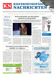 KN Kieferorthopädie Nachrichten 11 2018