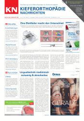 KN Kieferorthopädie Nachrichten 03/2019