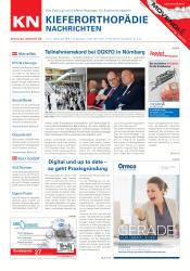 KN Kieferorthopädie Nachrichten 09/2019