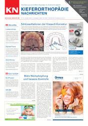 KN Kieferorthopädie Nachrichten 10/2019