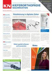 KN Kieferorthopädie Nachrichten 01-02/20