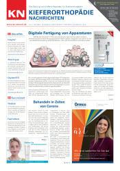 KN Kieferorthopädie Nachrichten 04/2020