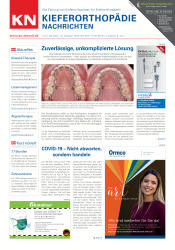 KN Kieferorthopädie Nachrichten 05/20