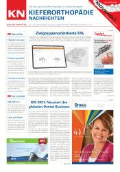KN Kieferorthopädie Nachrichten 07-08/2020