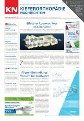 KN Kieferorthopädie Nachrichten 03/21