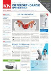 KN Kieferorthopädie Nachrichten 05/21
