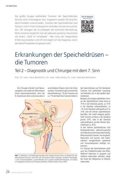 Oralchirurgie Journal - ZWP online - das Nachrichtenportal für die ...