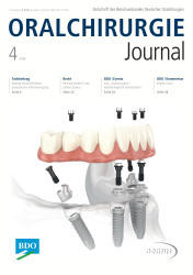 Oralchirurgie Journal 04/2018