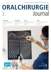 Oralchirurgie Journal 03/2019