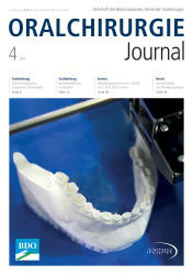 Oralchirurgie Journal 04/2019