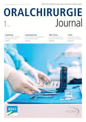 Oralchirurgie Journal 01/2020