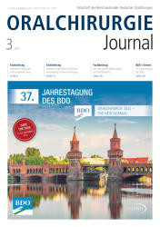 Oralchirurgie Journal 03/2021
