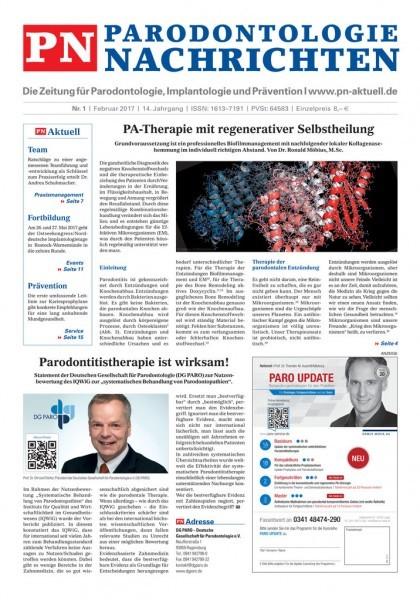 PN Parodontologie Nachrichten