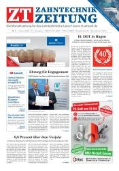 ZT Zahntechnik Zeitung 01 2018