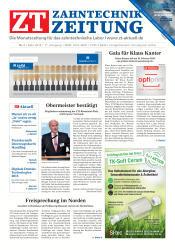 ZT Zahntechnik Zeitung 03 2018
