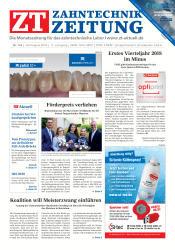 ZT Zahntechnik Zeitung 07-08 2018
