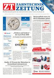 ZT Zahntechnik Zeitung 10 2018