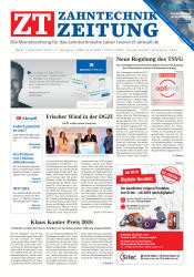 ZT Zahntechnik Zeitung 11/2018