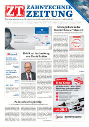 ZT Zahntechnik Zeitung 12/2018