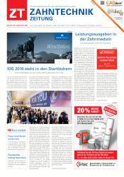 ZT Zahntechnik Zeitung 03/2019