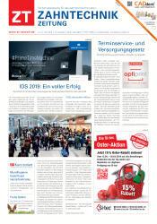 ZT Zahntechnik Zeitung 04/19