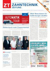 ZT Zahntechnik Zeitung 07-08/19