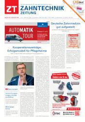 ZT Zahntechnik Zeitung 09/19