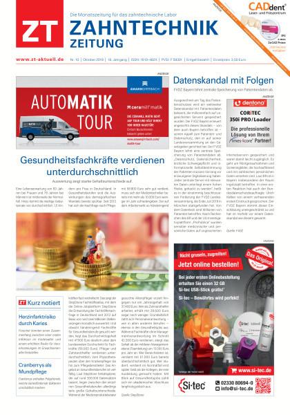 ZT Zahntehnik Zeitung