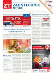 ZT Zahntechnik Zeitung 10/2019