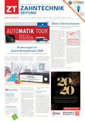 ZT Zahntechnik Zeitung 01/20