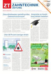 ZT Zahntechnik Zeitung 06/2020