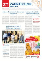 ZT Zahntechnik Zeitung 10/2020